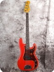 Fender Precision Bass 1961 Dakota Red Refinish
