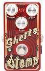 Greer Amps Greer Amps Ghetto Stomp Overdrive 2016 Red