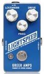 Greer Amps Greer Amps Lightspeed Organic Overdrive 2016 Blue