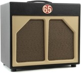 65Amps 65Amps 1x12 Cabinet Red 2016 Black