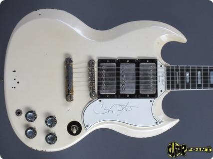 Gibson Les Paul / Sg Custom 1961 White