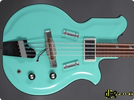 National Val Pro 85 1965 Sea Foam Green