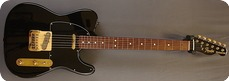 Fender Telecaster 1981 Black Gold