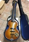 Hofner Violin Bass 1956 Sunburst