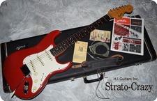 Fender Stratocaster 1966 Dakota Red
