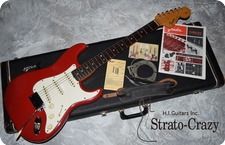 Fender Stratocaster 1966 Dakota Red