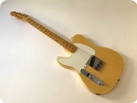 Fender Esquire 59 Custom Shop Relic LH Lefty 2009 Butterscotch Blonde
