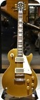 Gibson Les Paul Standard Reissue 57 2011 Gold Top