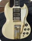 Gibson Les PaulSG Custom 1961 Polaris White