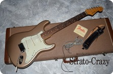 Fender Stratocaster 1964 Shorline Gold Metallic