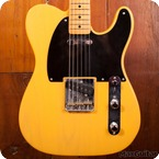 Fender Telecaster 2001 Butterscotch