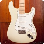 Fender Custom Shop Stratocaster 2006 White