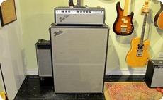 Fender Bandmaster Reverb 1968 Black Tolex