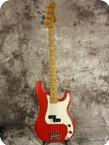 Fender Precision Bass 1975 Light Candy Apple