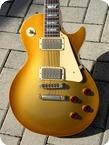 Gibson Les Paul Standard 1982 Gold Metallic Burst