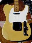 Fender Telecaster 1973 See Thru Blonde