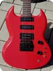 Gibson SG Special 1985 Ferrari Red