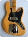 Fender 75 Jazz Bass AVRI 2013 Natural Ash