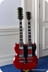 Gibson EDS 1275 Custom Shop 2011 Heritage Cherry