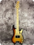 Fender Precision 58 USA Reissue 2013 Sunburst