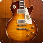 Gibson Custom Shop Les Paul 2013 Faded Tobacco