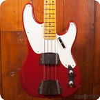 Fender Custom Shop Precision Bass 2016 Cimarron Red