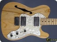 Fender Thinline II 1972 Natural