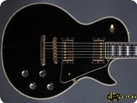Gibson Les Paul Custom 1978 Ebony Black
