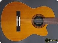 Gibson Custom Shop Chet Atkins CE Nylon 1982 Natural