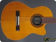 Gibson Custom Shop Chet Atkins CE Nylon 1982 Natural