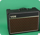 Vox AC 15 1998 Black