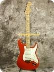 Fender Stratocaster 1959 Shadow 1999 Fiesta Red