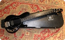 Music Man Cutlass 1 1983 Black