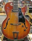 Gibson L4c 1966 Sunburst