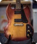 Gibson SG III 1971 Cherry Sunburst