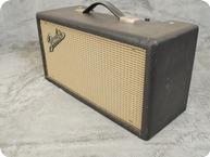Fender Reverb Unit 1964 Black