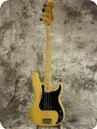 Fender Precision Bass 1979 Natural
