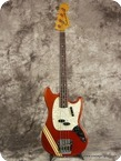 Fender Mustang Competition 1972 Candy Apple Red