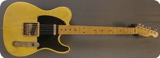 Real Guitars Standard Build Light Aged Nitro T Model 2017 Butterscotch