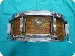 Ludwig Legacy Classic Snare Bun E. Carlos Ltd Edition 2012 Citrus Glass Glitter