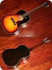 Gibson B 25 GIA0728 1967 Tobacco Sunburst