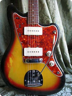 Fender Jazzmaster 1965 Sunburst