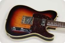 Pavel Maslowiew Custom Guitars Tele model
