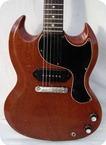 Gibson SG Les Paul Junior 1963 Cherry
