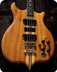 Alembic SERIE I One 1988 Natural