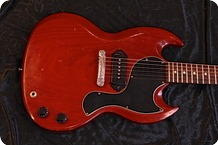 Gibson SG Jr. 1965 Cherry