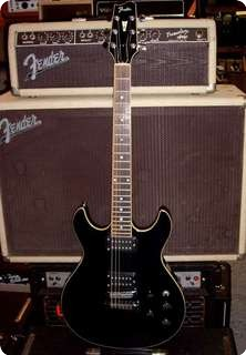 Fender Esprit Robben Ford 1980 Black