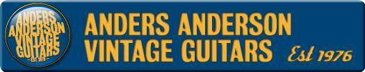 Anders Anderson Guitars