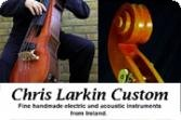Chris Larkin Custom Guitars | 1