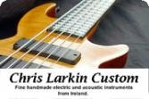 Chris Larkin Custom Guitars | 3